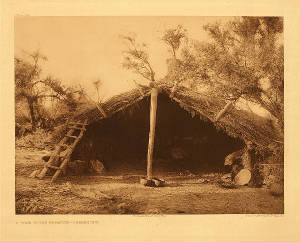 Pictures of Mojave Indian Houses http://socoloriver.com/id22.html